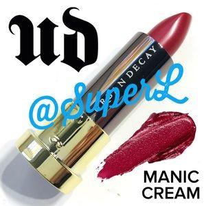 Urban Decay Makeup - 3/$15 Urban Decay Vice Lipstick Manic Soft Wine